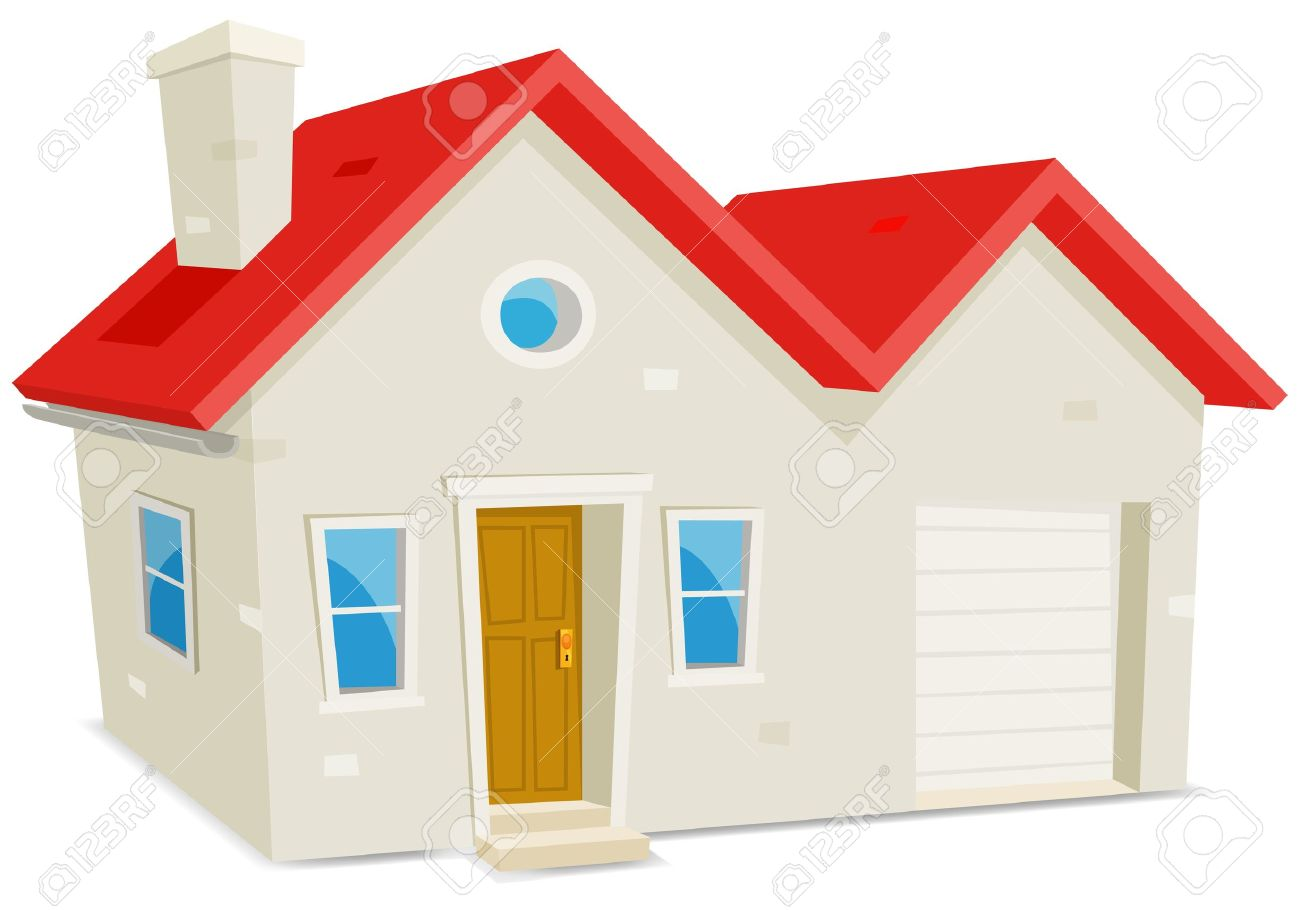 Dessin Exterieur Maison