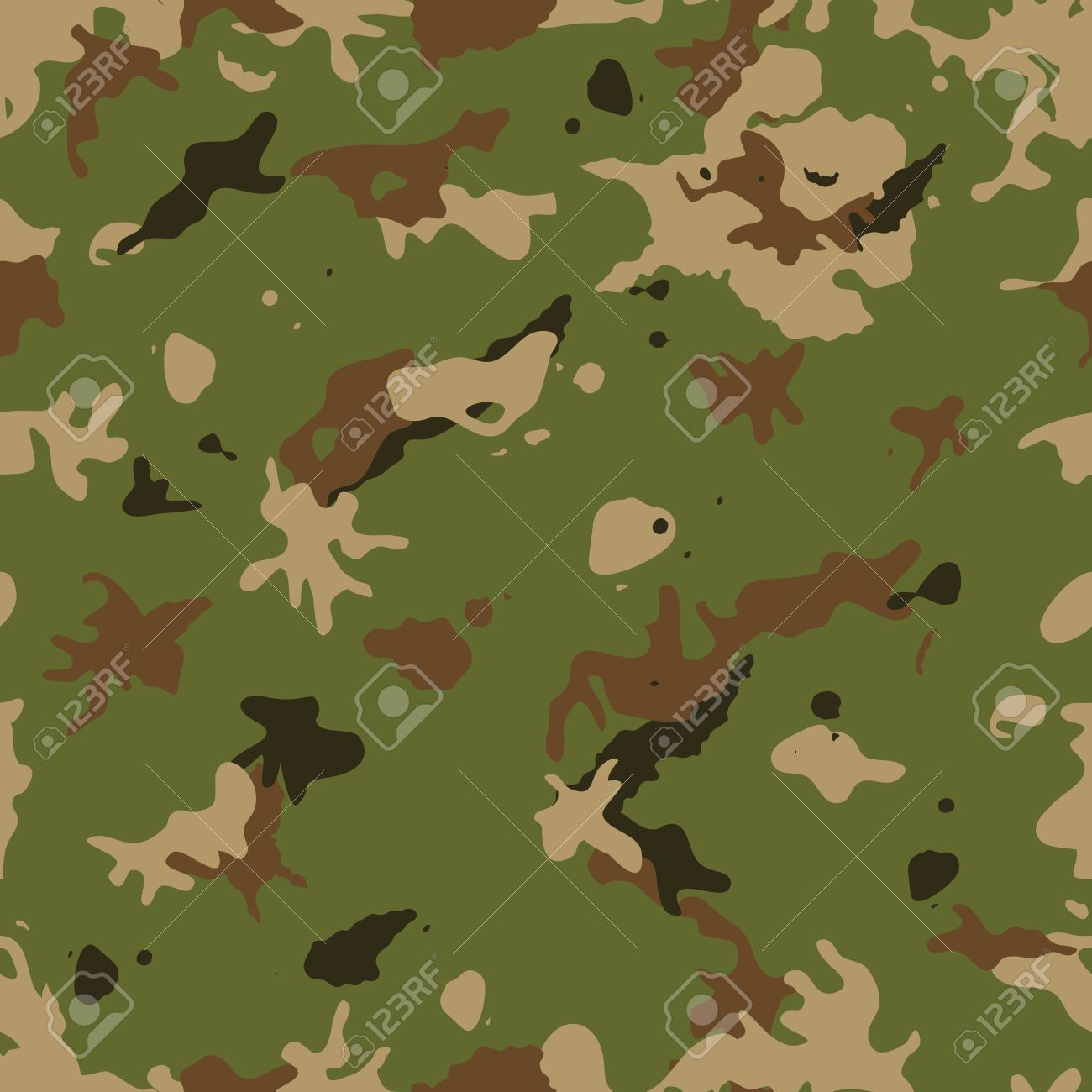 Army Background Vector Army Background Illustration