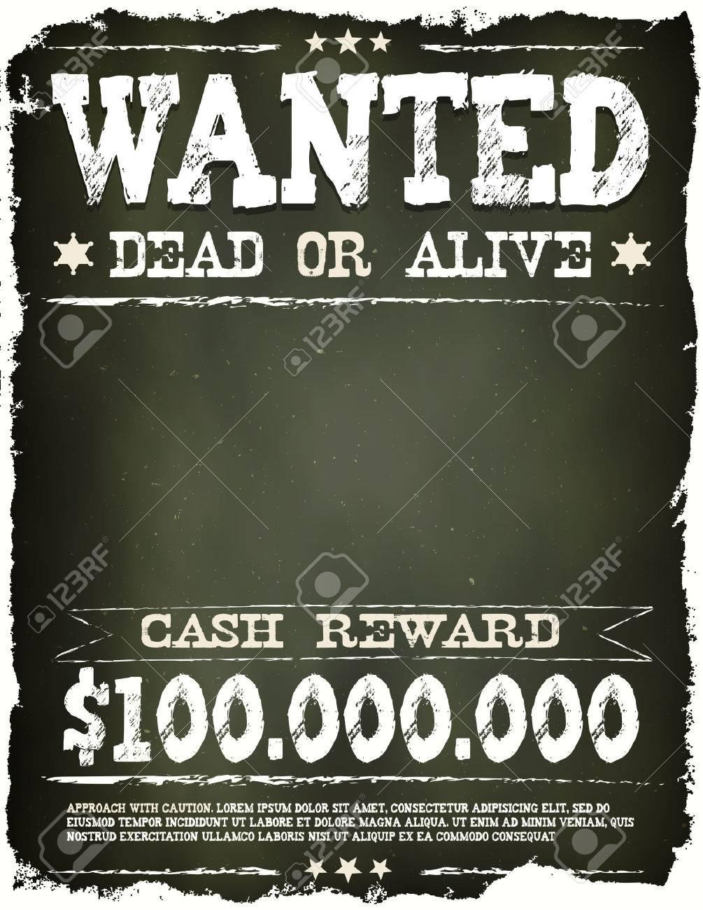 Bilder Wanted Poster Gratis Vektoren Fotos Und Psds