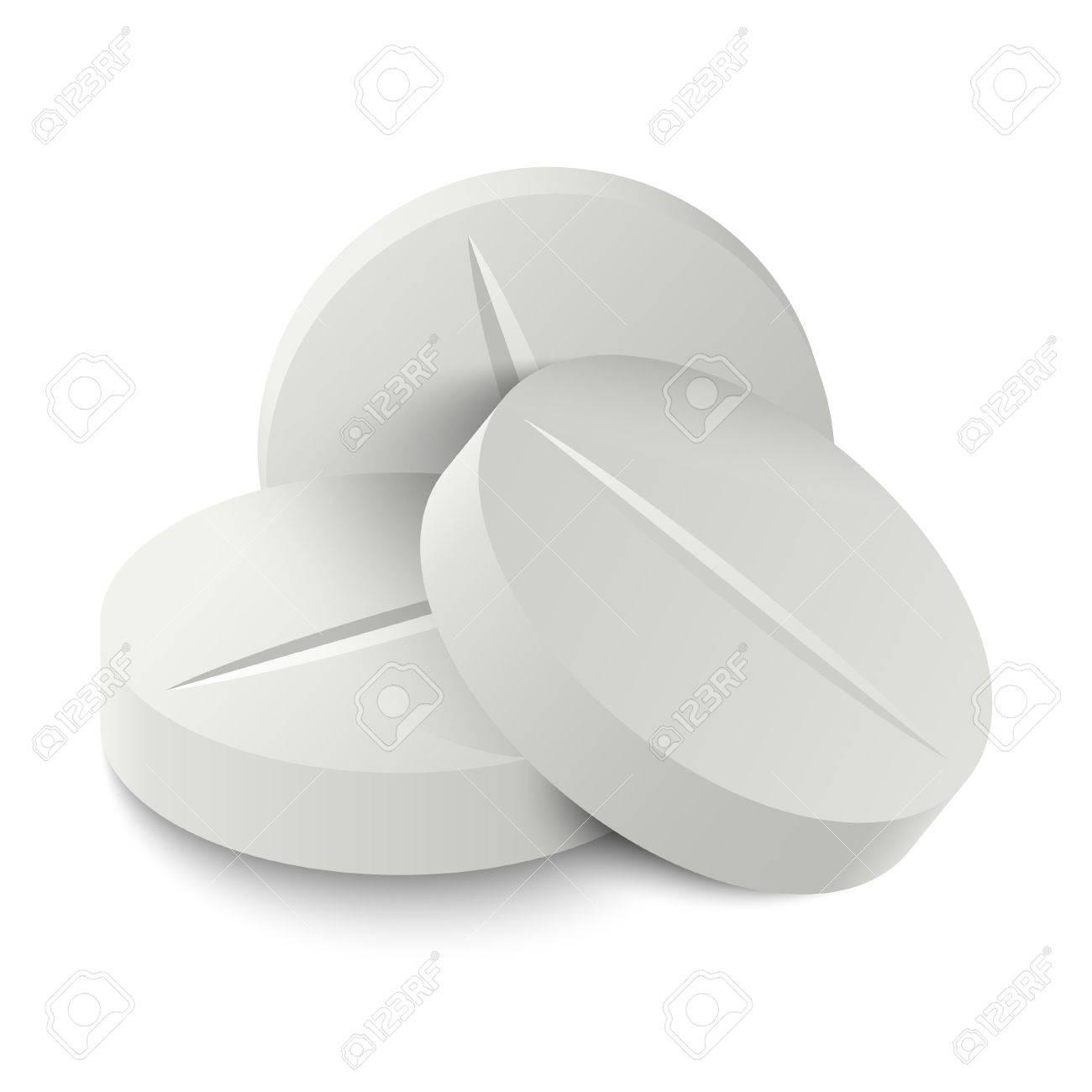 pills vector Stock Vector - 17804690