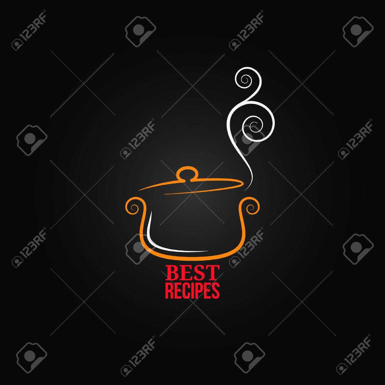 saucepan ornament background - 38607310