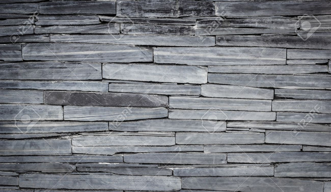 Uncategorized Modern Brick Walls pattern of modern brick wall slate stone surface and background texture stock photo