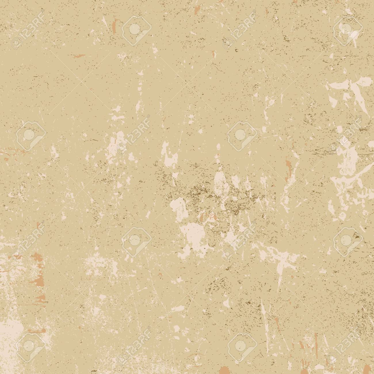 Distressed Texture In Beige Colors. Empty Aged Grunge Background ...