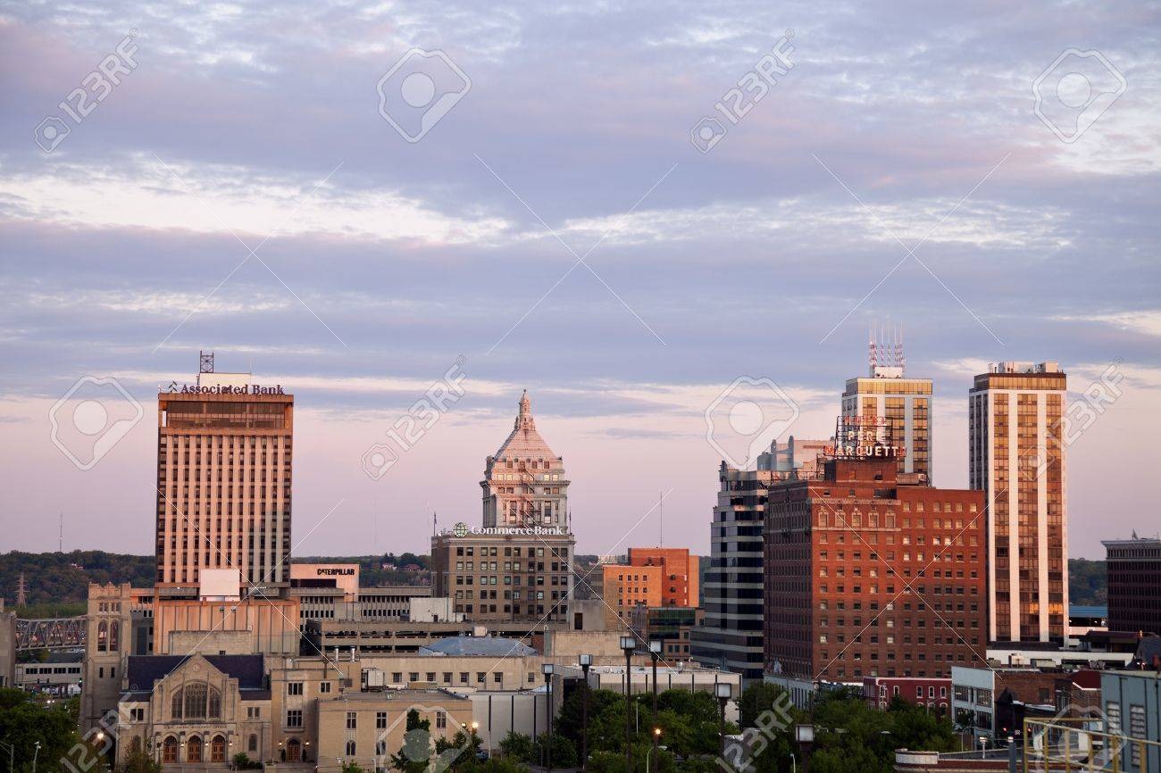Peoria Illinois Population