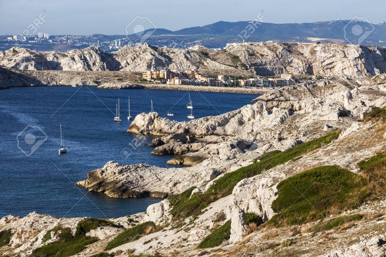 Côte d Azur paysage