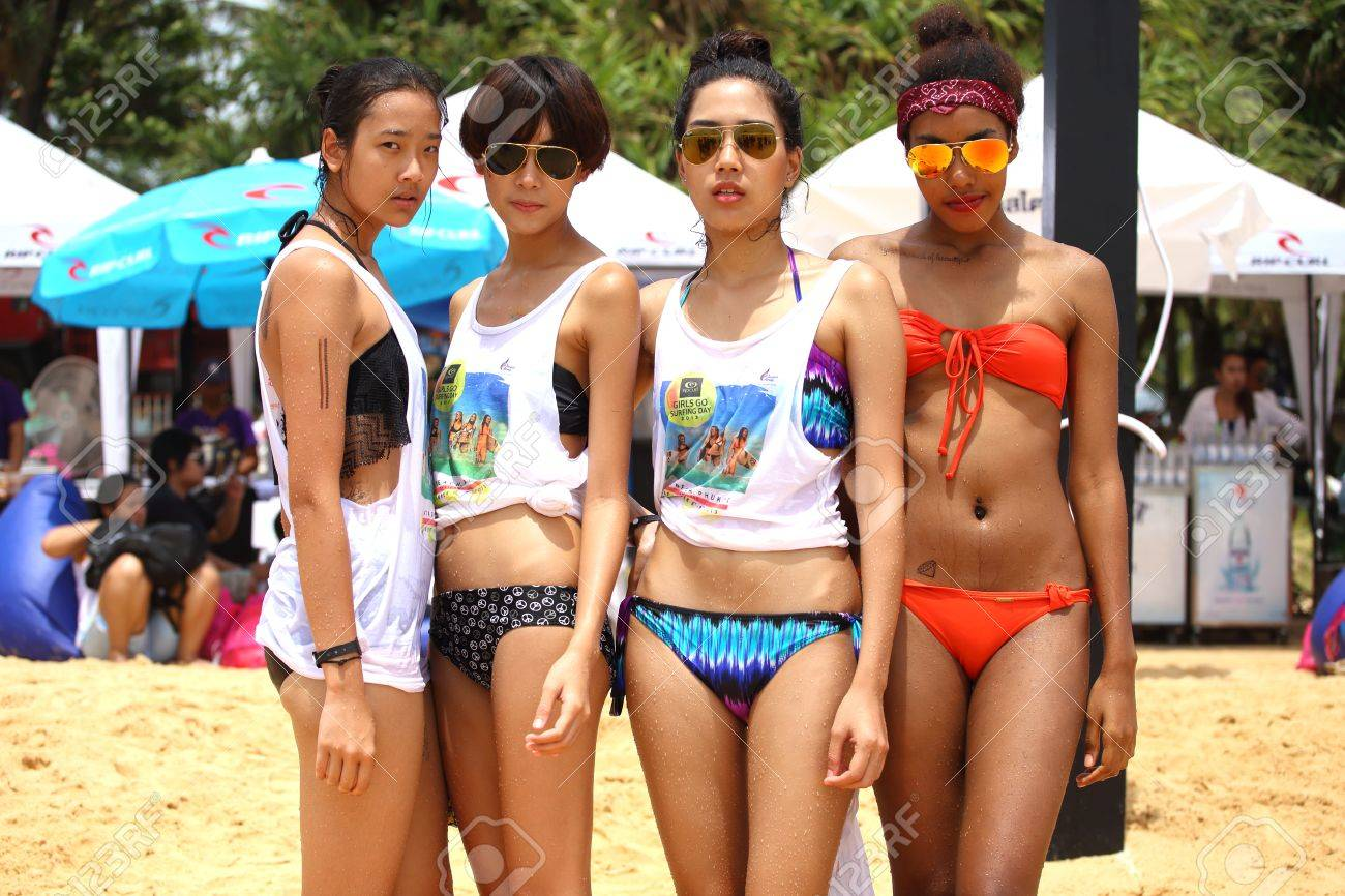 Phuket thailand girls