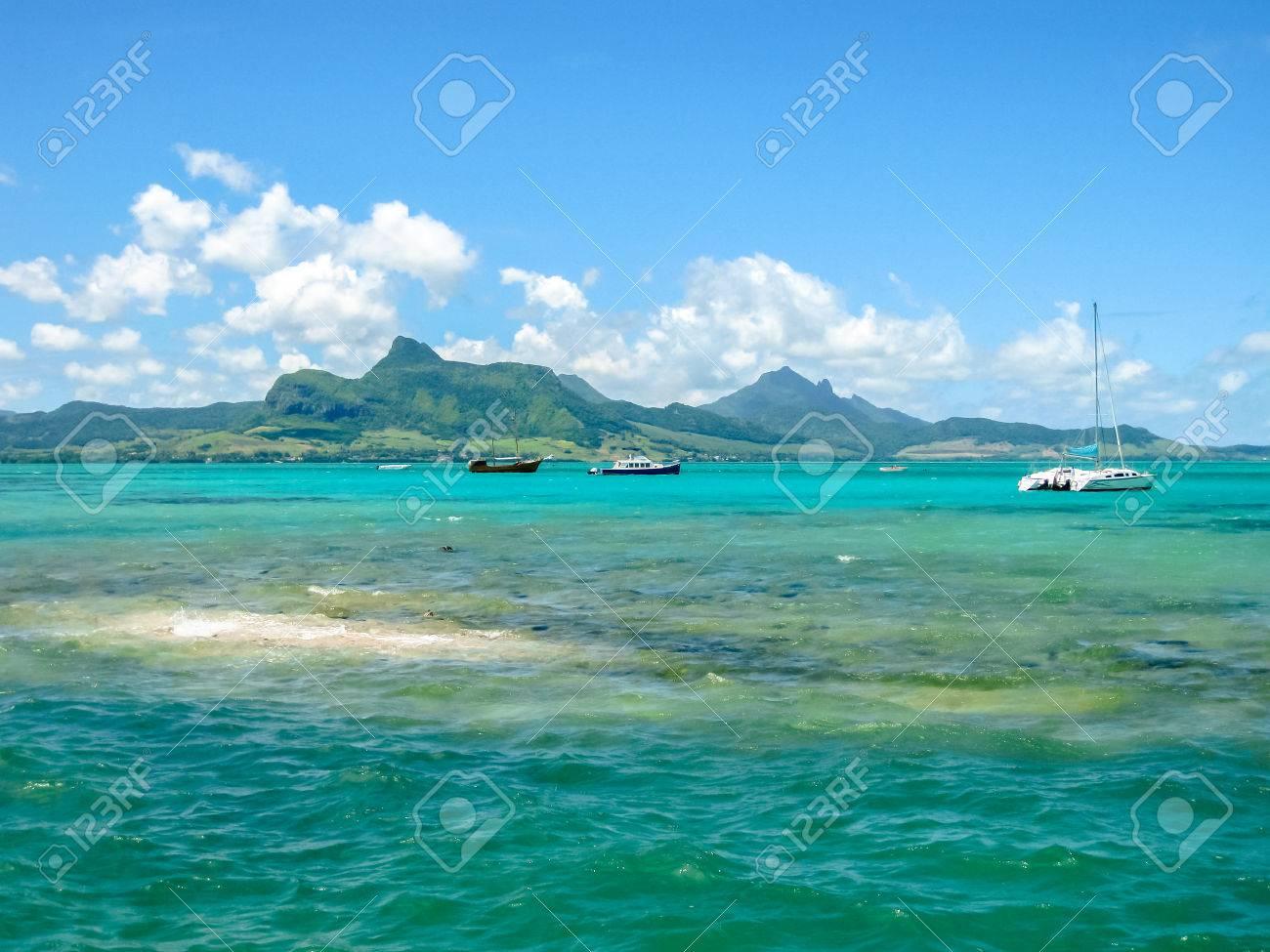 イル オ ゼグレット島、小さな珊...