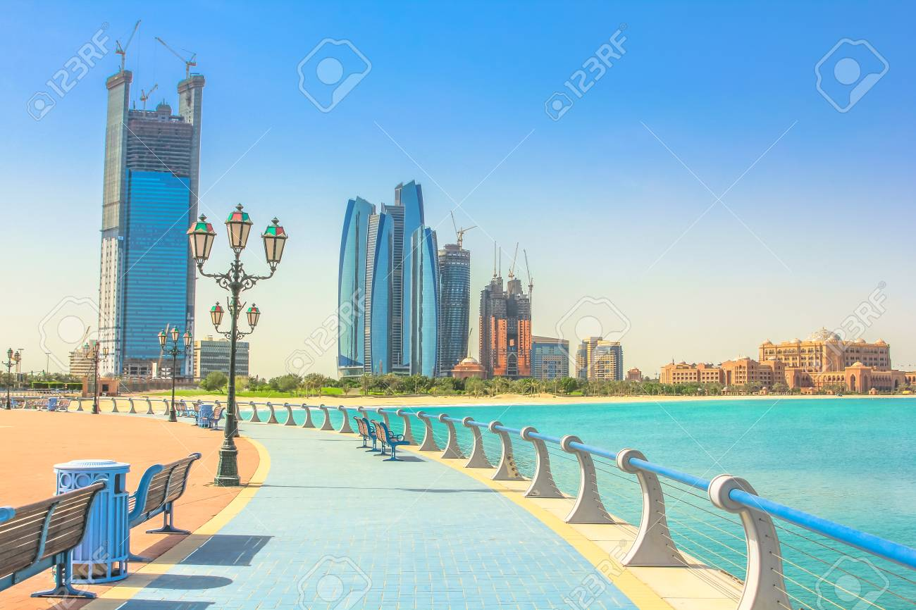 Corniche Abu Dhabi - 71109931