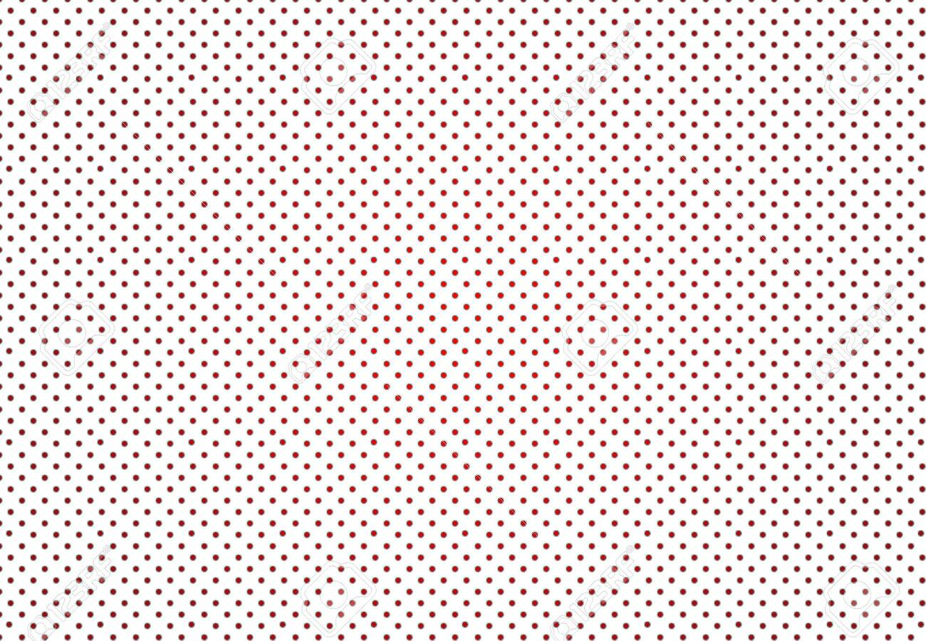 abstract red polka dots background christmas valentines layout