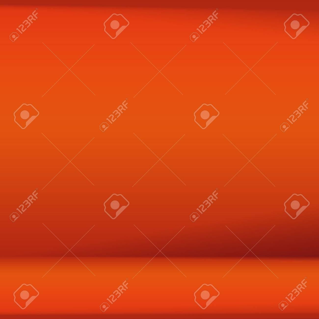 Abstrakte Orange Hintergrund Layout-Design, Studio, Raum, Web ...