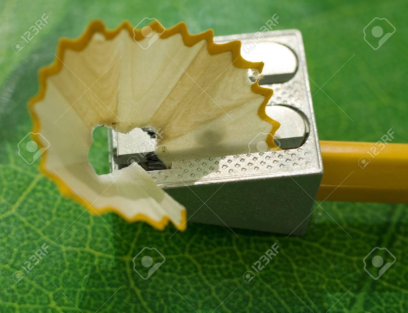 Pencil sharpneer Stock Photo - 9813800