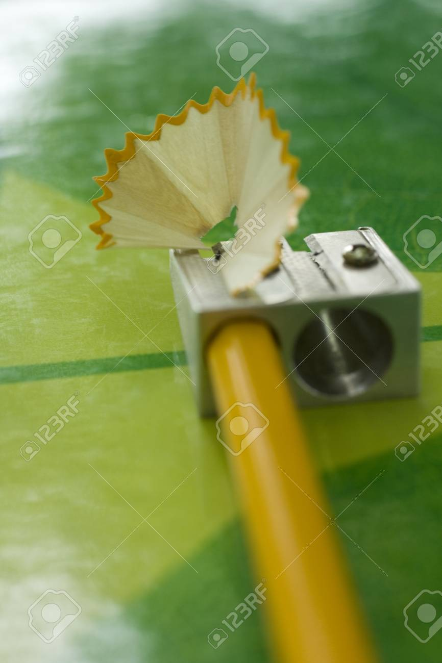 Pencil sharpneer Stock Photo - 9813792