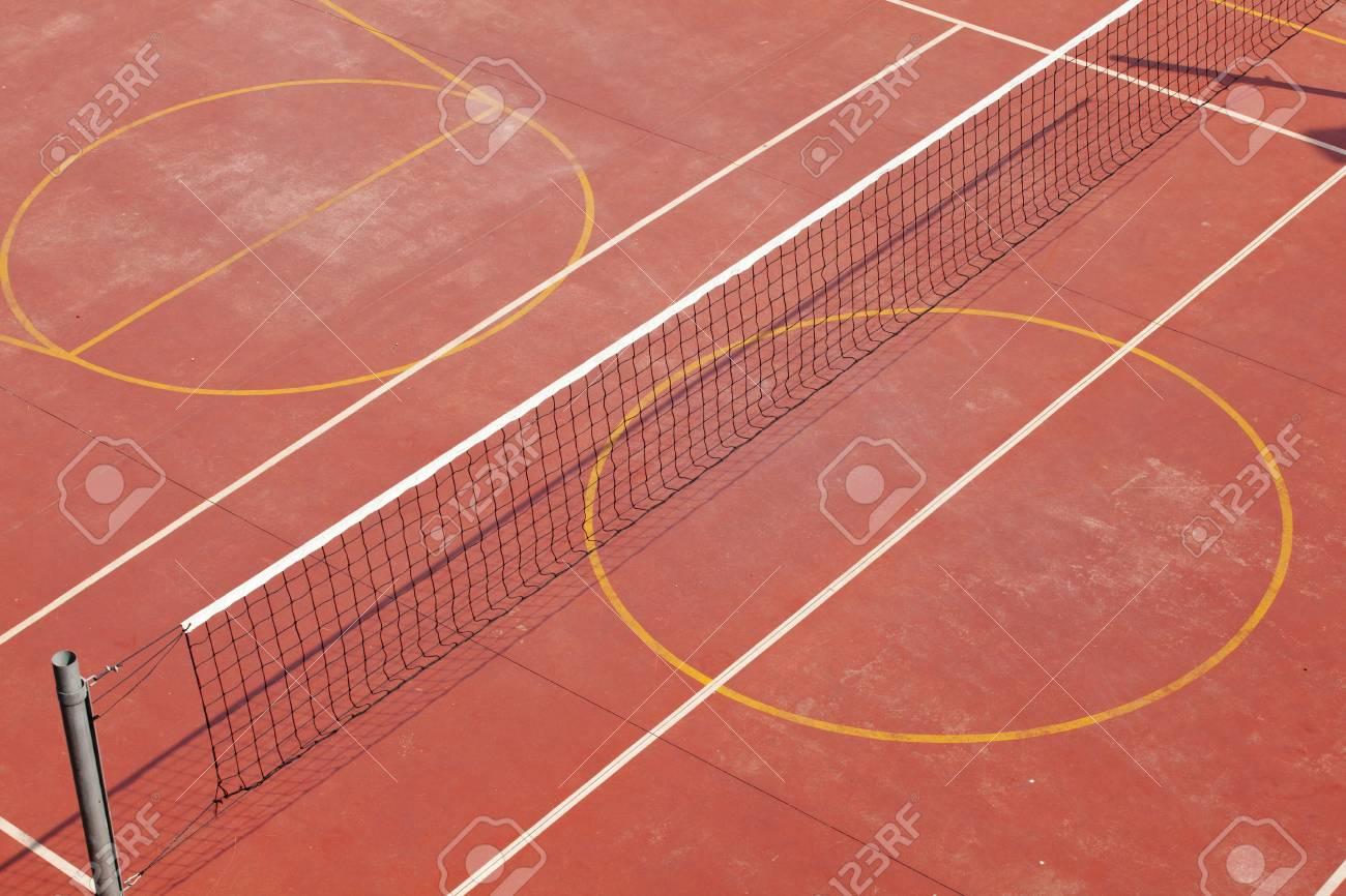 Basket playground Stock Photo - 9983856