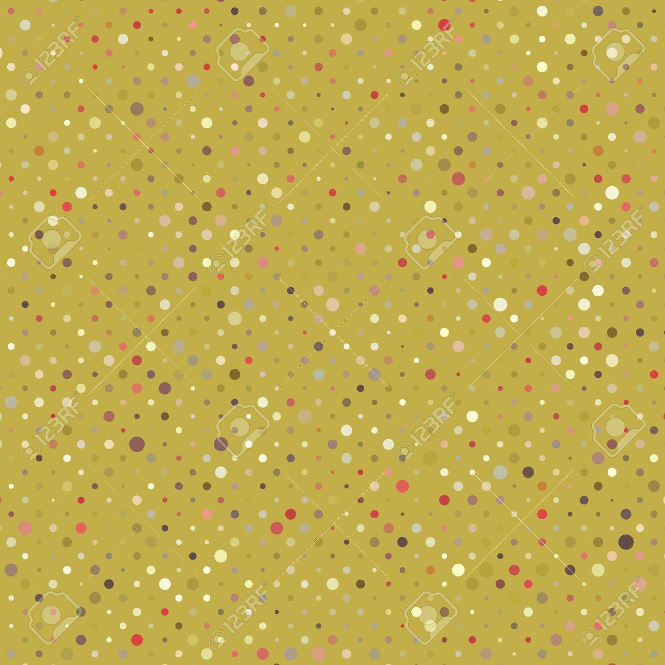 Polka Dot Old Green Paper Template Royalty Free Cliparts Vectors – Dot Paper Template