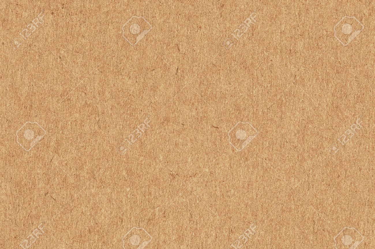 photograph of recycle light vivid brown kraft paper extra coarse