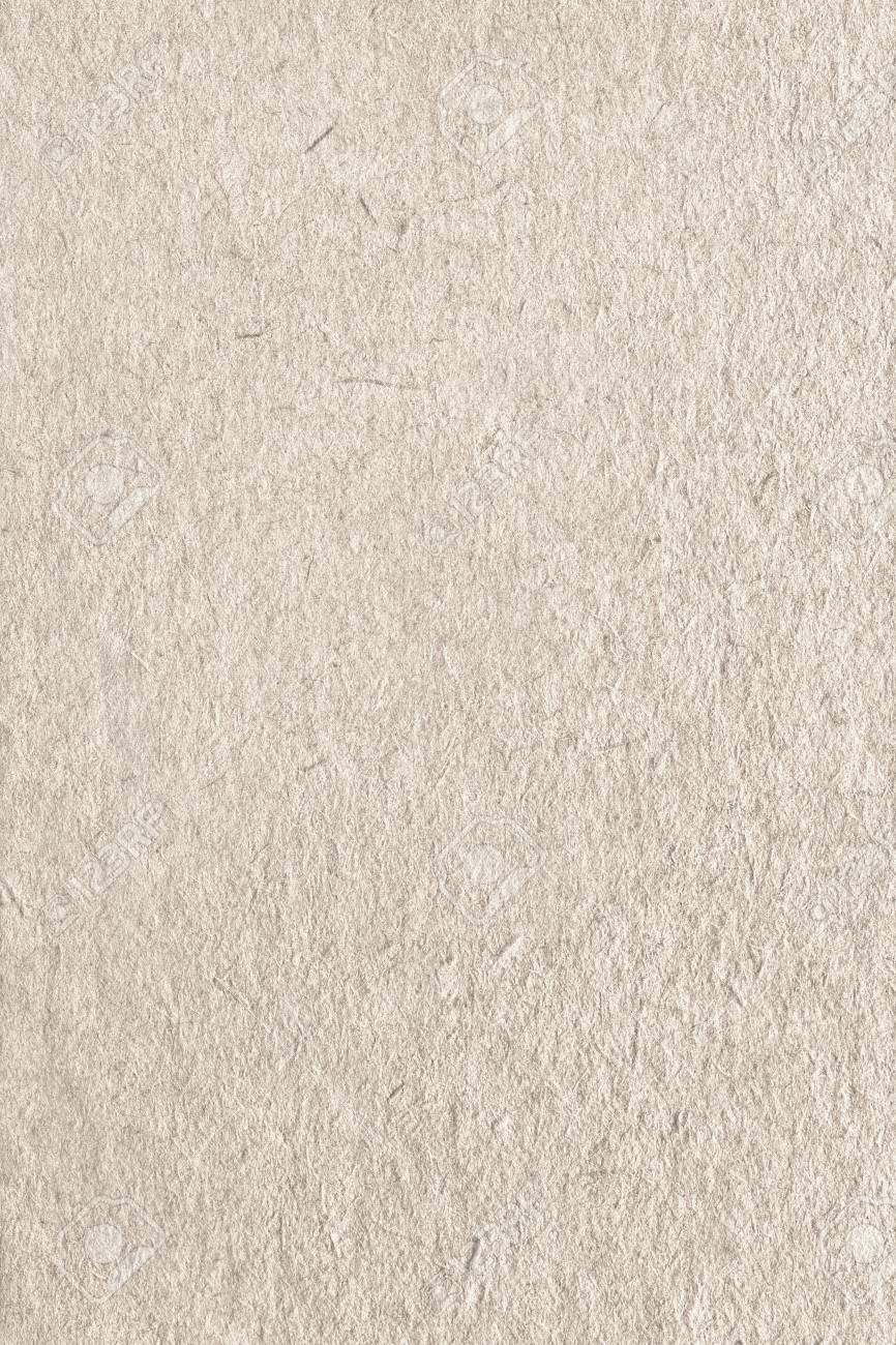 Photograph Of Recycle Off White Paper Coarse Grain Crumpled Grunge Texture Sample Stock Photo