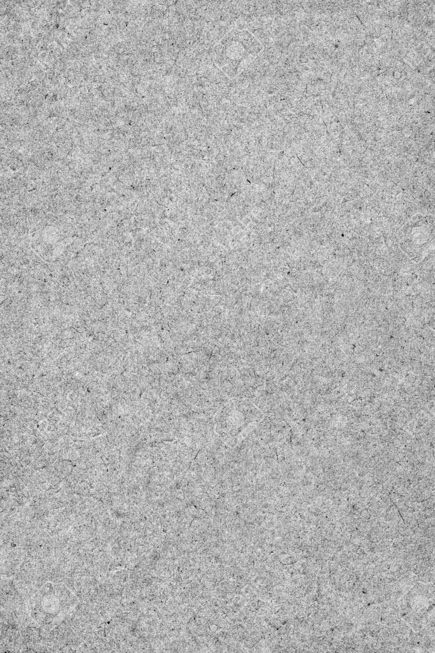 Old Gray Recycle Kraft Paper, coarse grain, grunge texture sample