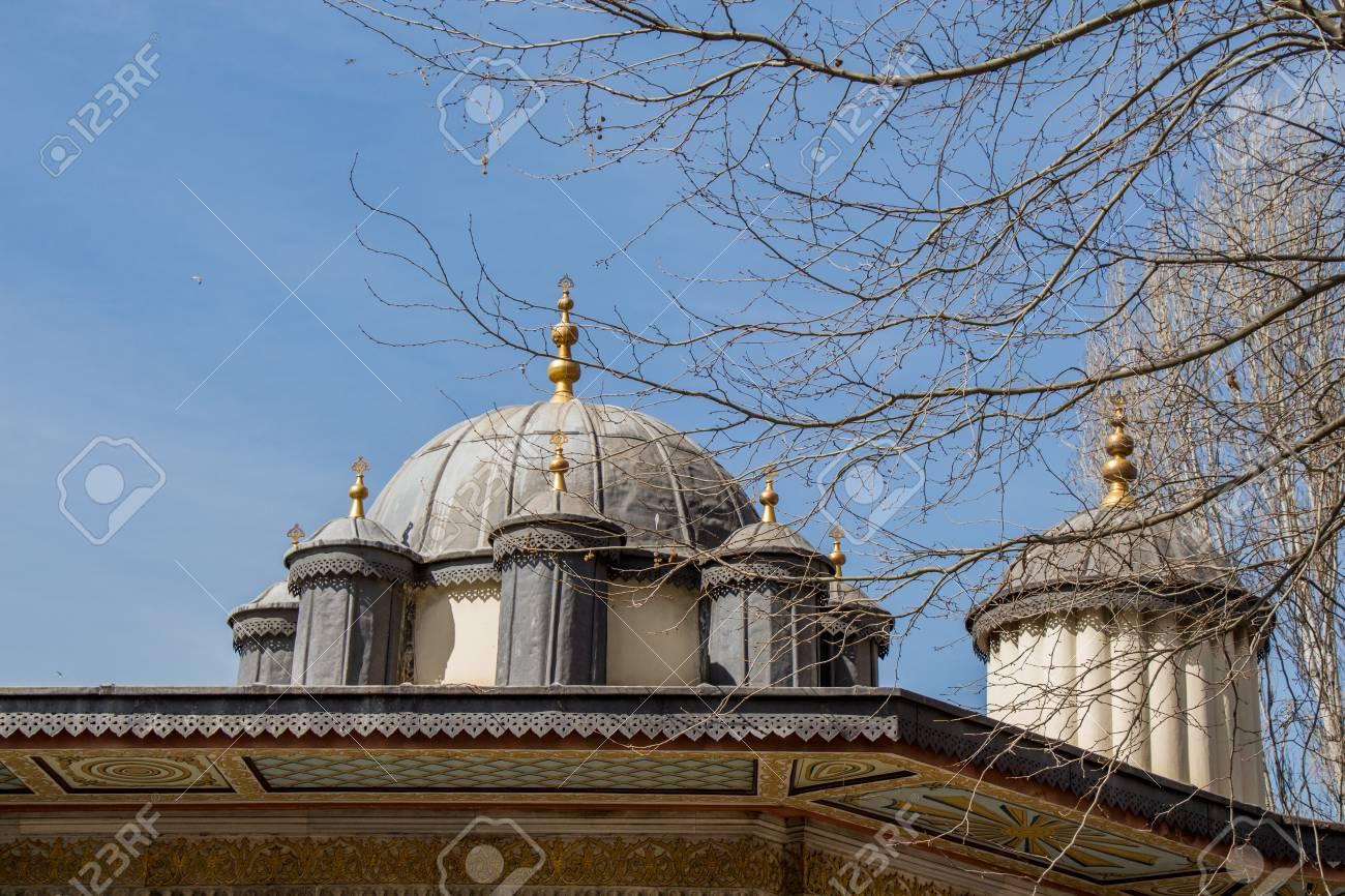 イスタンブール、トルコのオスマ...