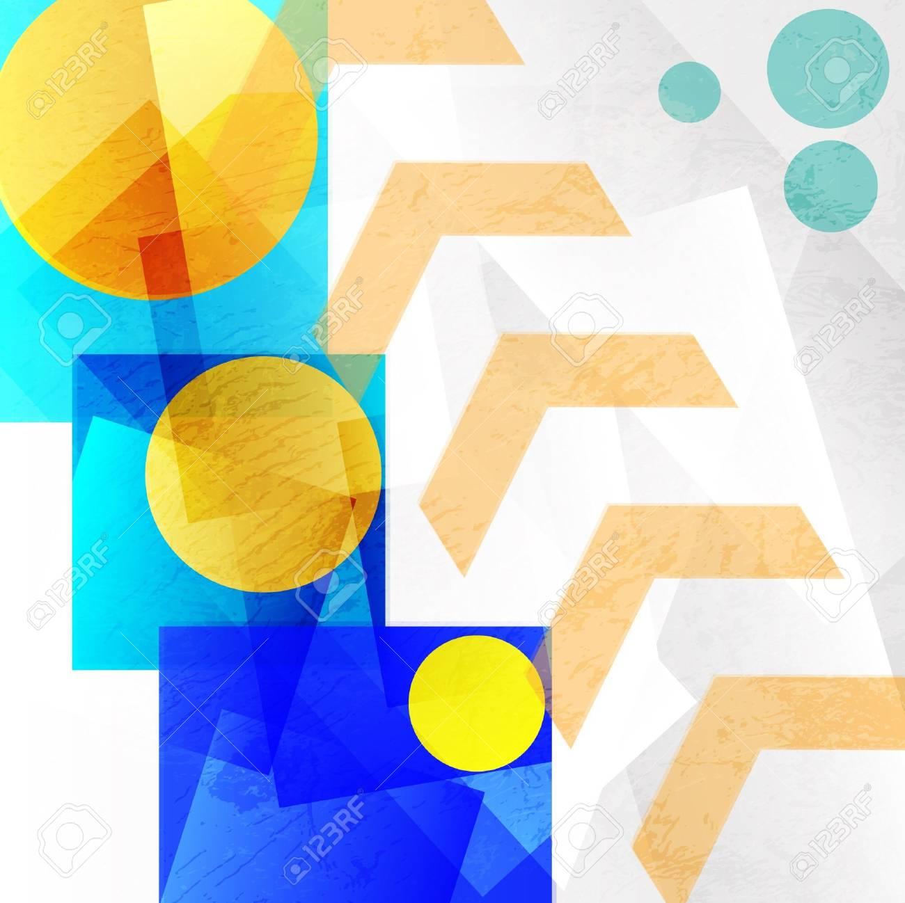 Arrow abstract vector background Stock Vector - 12658764