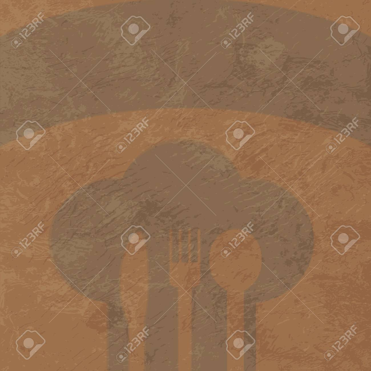 restaurant menu Stock Vector - 12349806