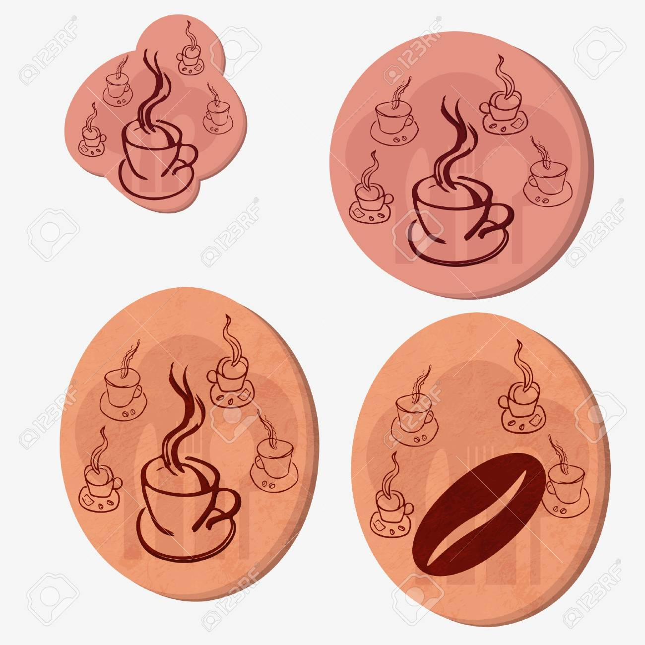 coffee Stock Vector - 13104765