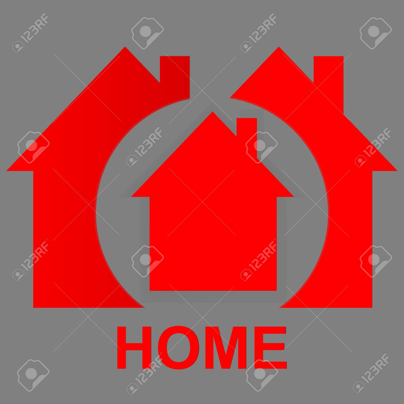 Houses Stock Vector - 16168779
