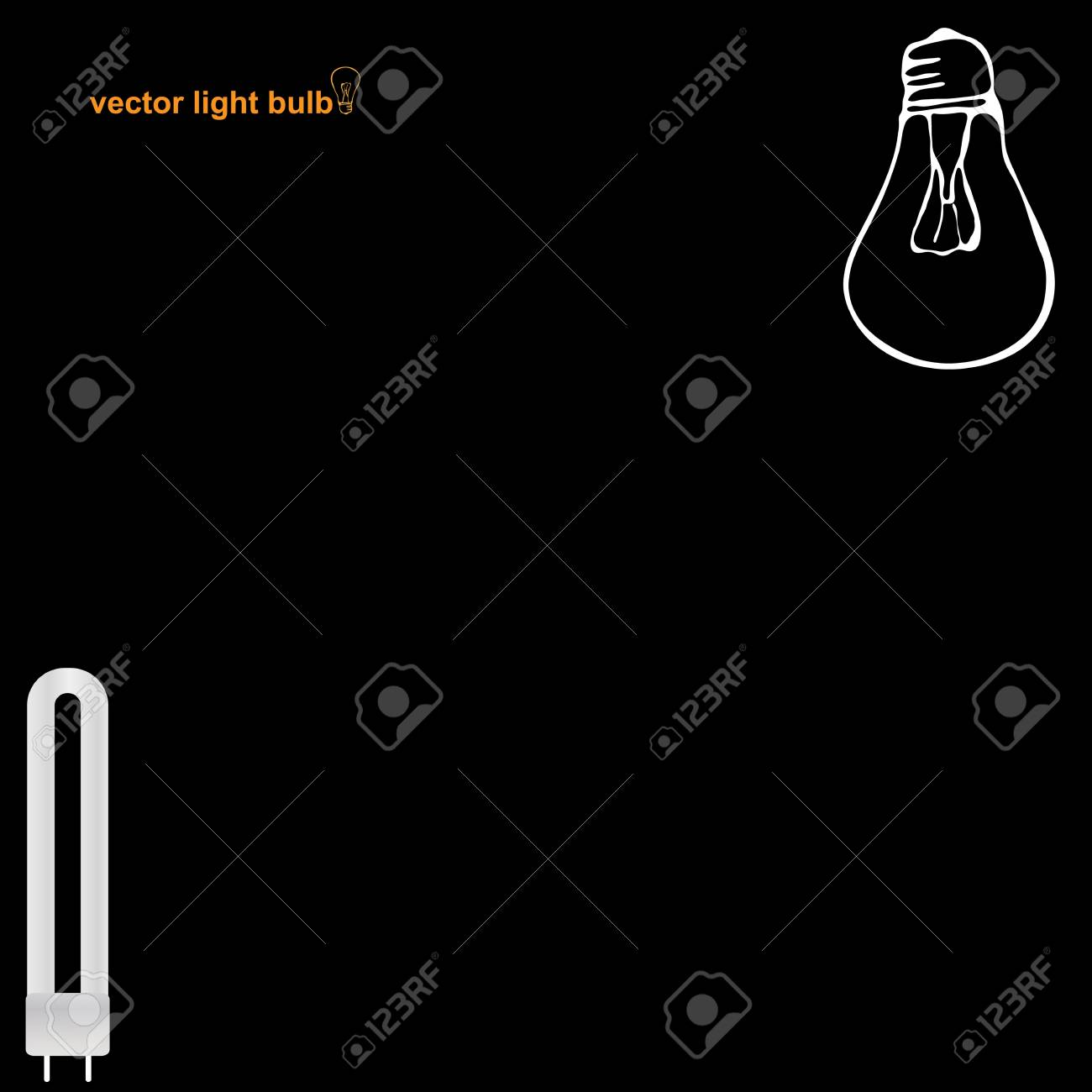 energy saving lamp Stock Photo - 16538225