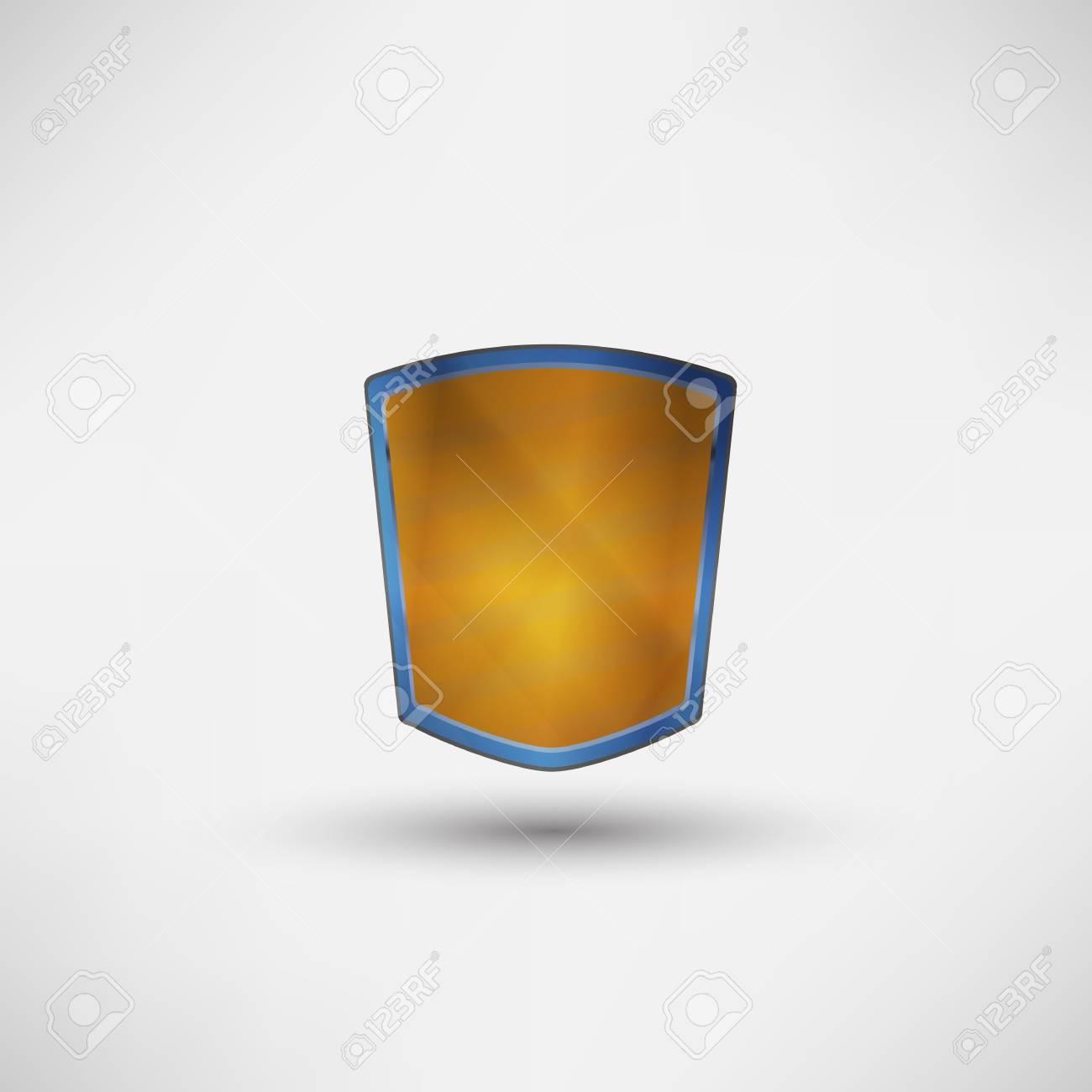 retro shield Stock Vector - 17945573