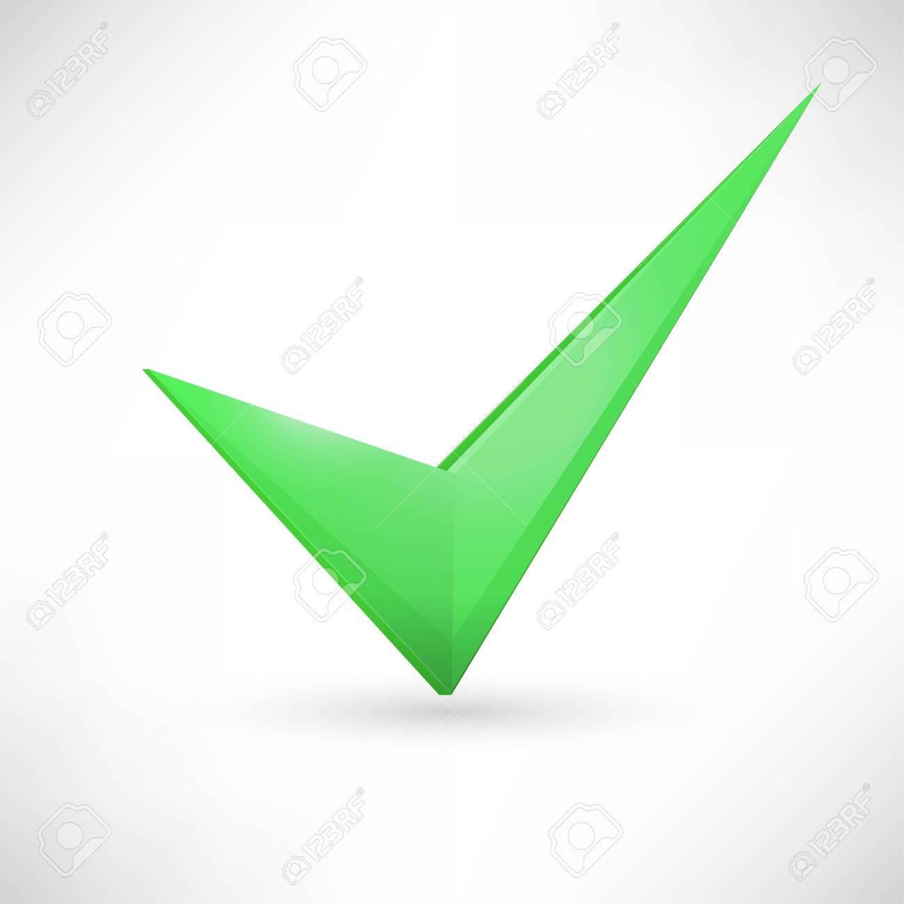 green checkmark. - 21992209