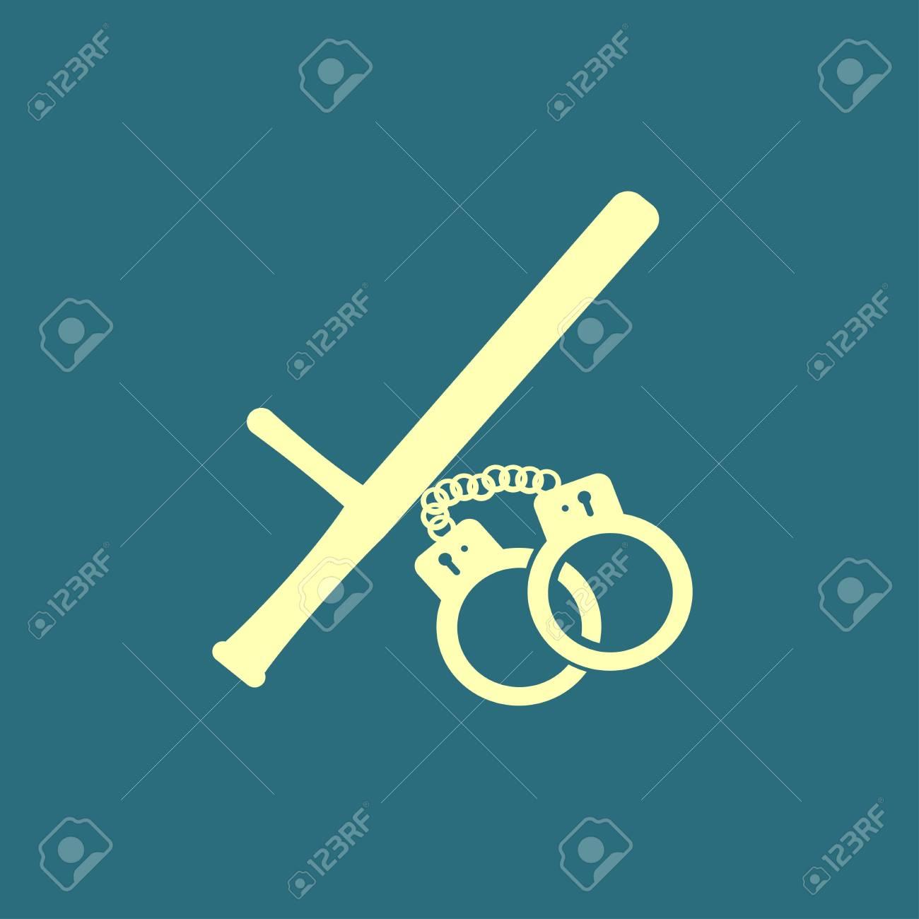 Cop Icon Vector Police Icon Royalty Free Cliparts Vectors And