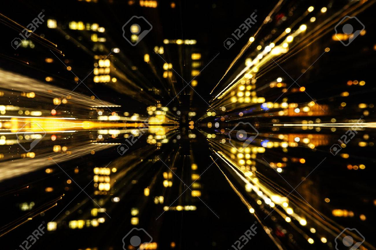 Club Party Abstract Light Background Stock Photo Picture And
