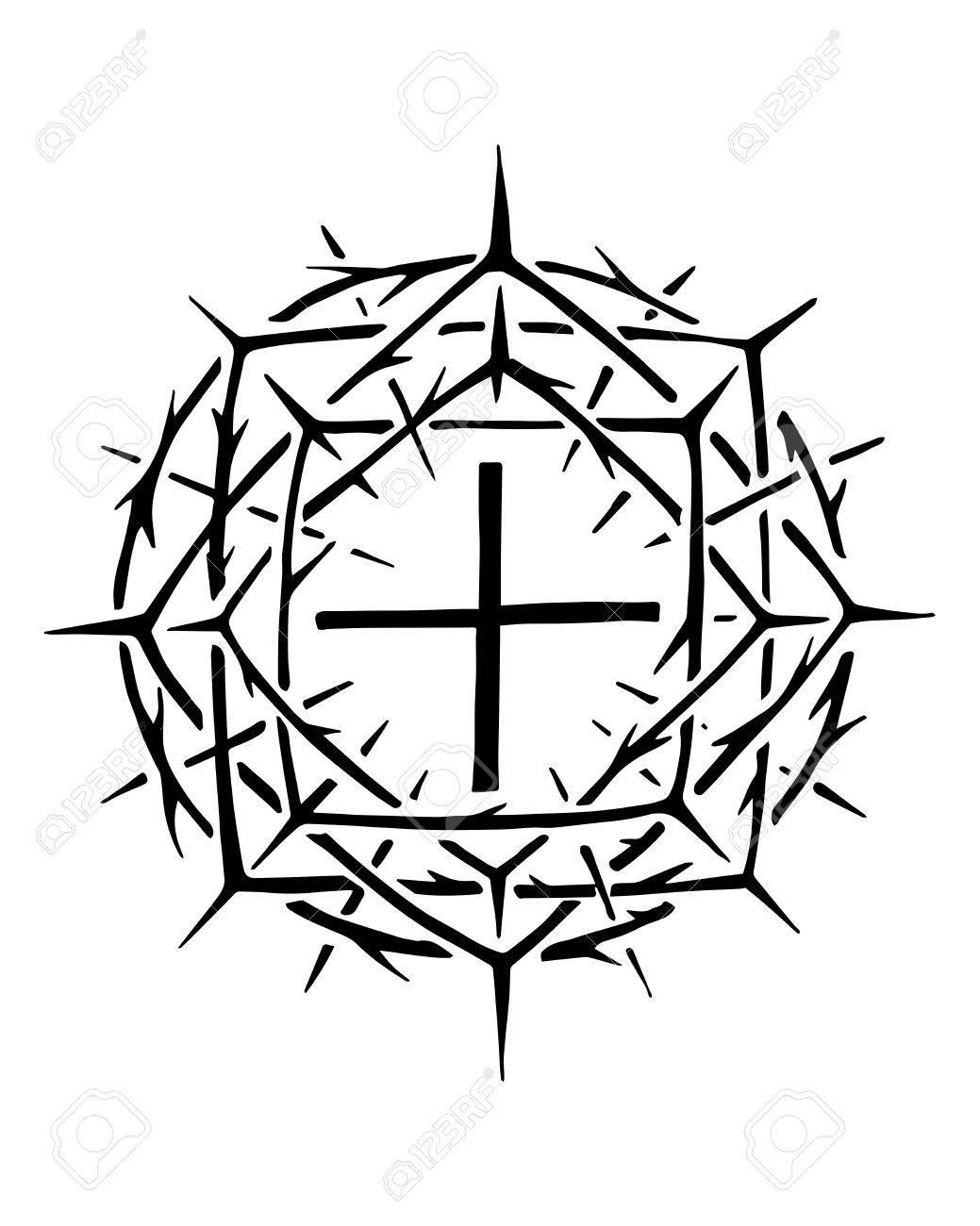 Dibujado A Mano Ilustración Vectorial O Tinta De Dibujo Del Símbolo