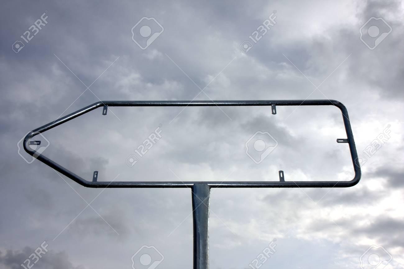 empty sign Stock Photo - 2827216