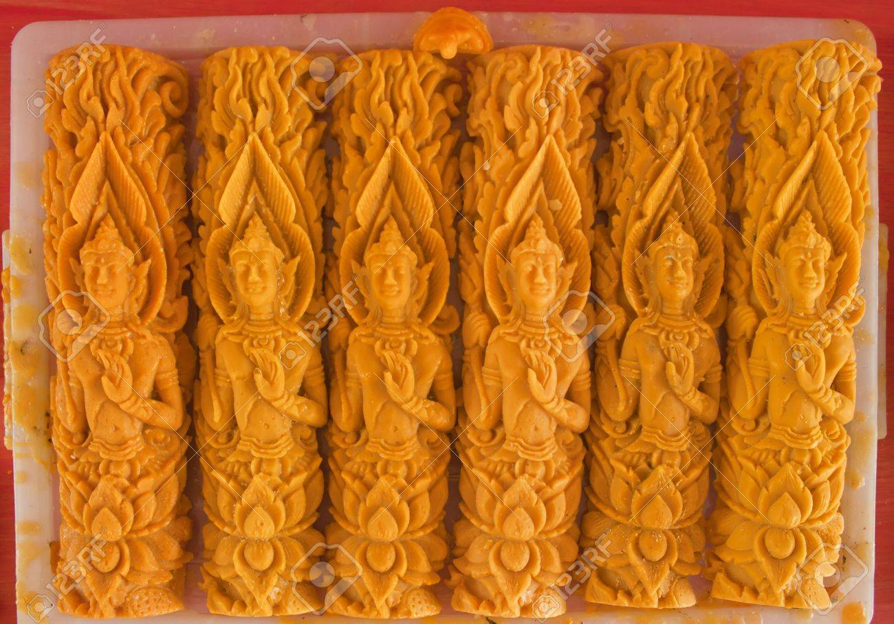 In Thailand. Buddhist Lent Is An Important Day In Buddhism Is ...