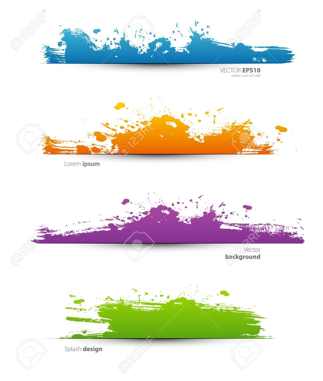 Vector illustration of Spot set - 22562310