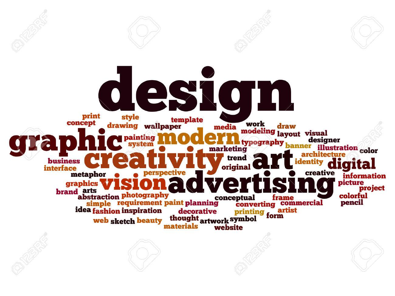 Vector Concept Conceptual Creativity Art Graphic Design Visual