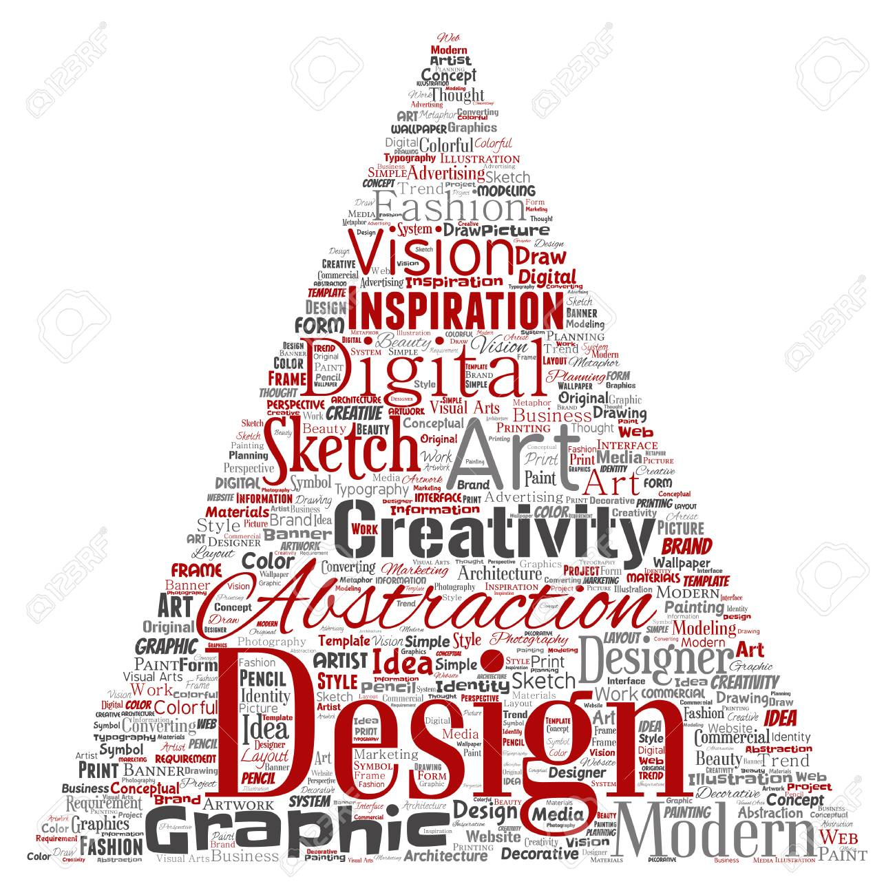 Vector Conceptual Creativity Art Graphic Identity Design Visual