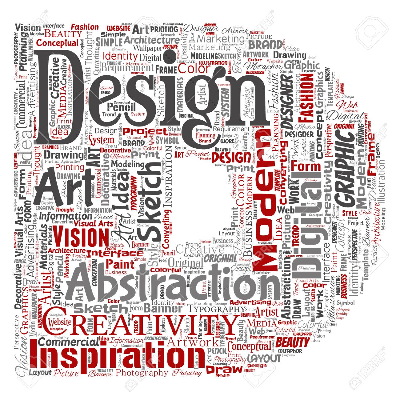 Vector Conceptual Creativity Art Graphic Identity Design Visual