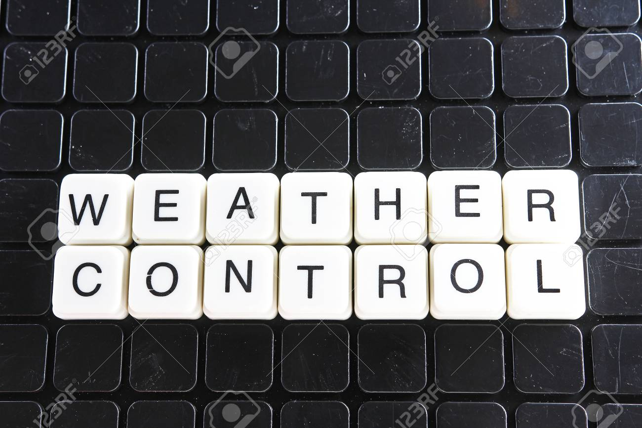 Weather Control Text Word Crossword Alphabet Letter Blocks Game