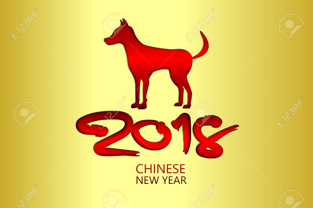 The symbol of the year 2018 dog do it yourself - the cutest dog we have done 21