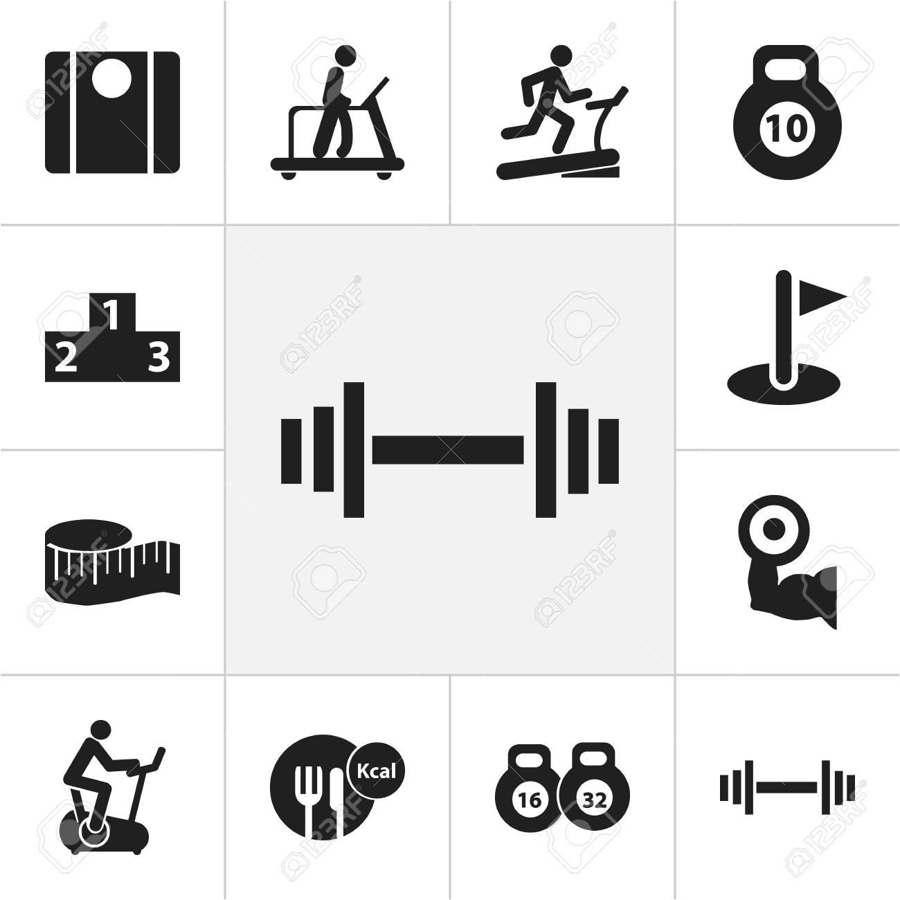 Set of 12 editable sport icons includes symbols such as platform set of 12 editable sport icons includes symbols such as platform for winner healthy biocorpaavc