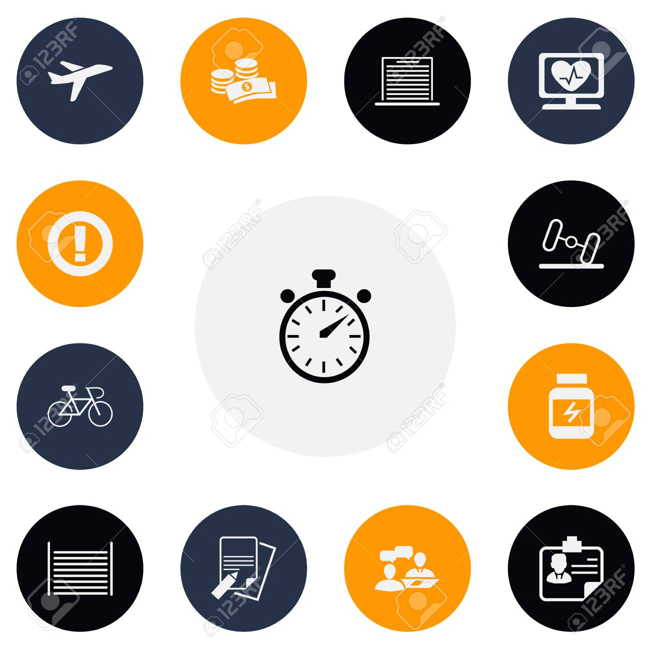 set of 13 editable complex icons includes symbols such as blank