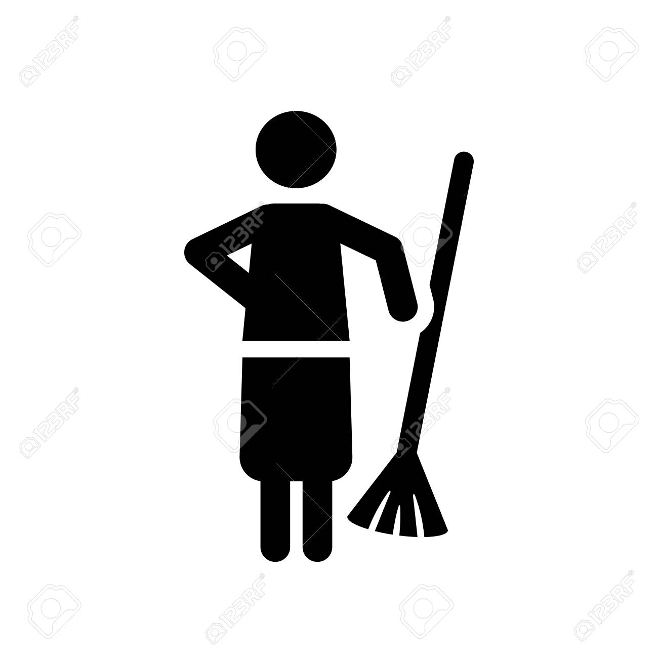 sweep icon trendy sweep logo concept on white background from