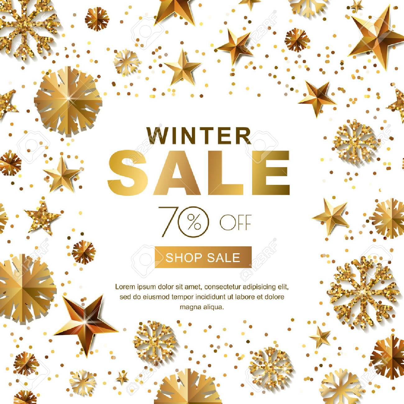 Winter Sale Banners Gryffindor Crest Banners