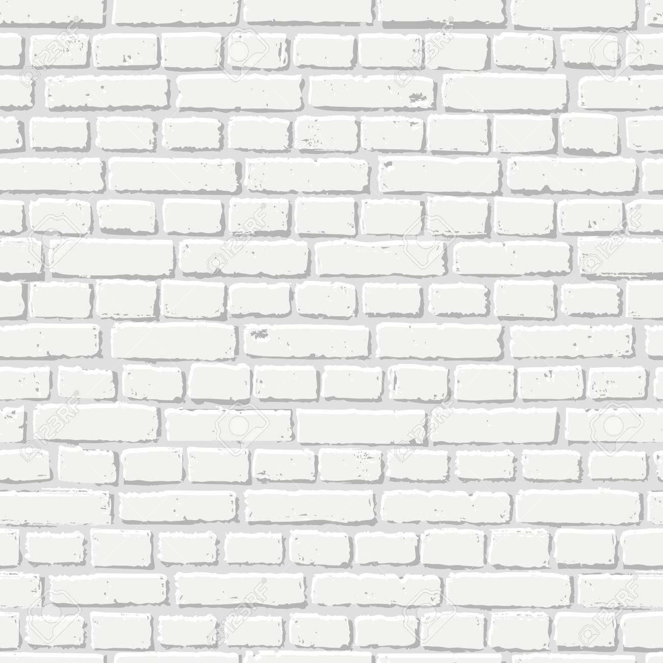 White Brick Wall Seamless Texture Abstract Architecture And Royalty Free Cliparts Vectors And Stock Illustration Image 95900447