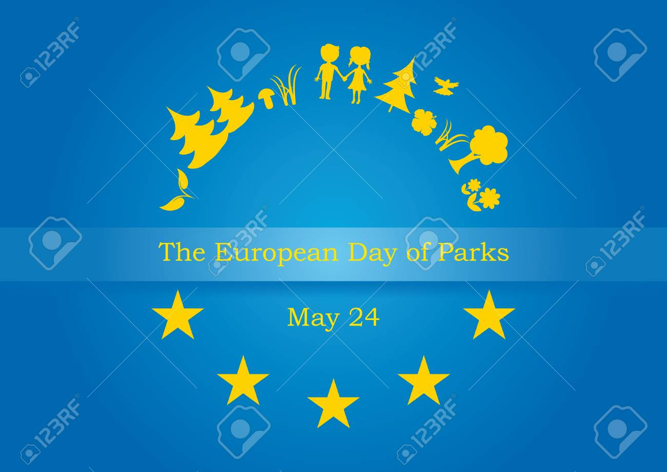 the european day of parks illustration day of parks european