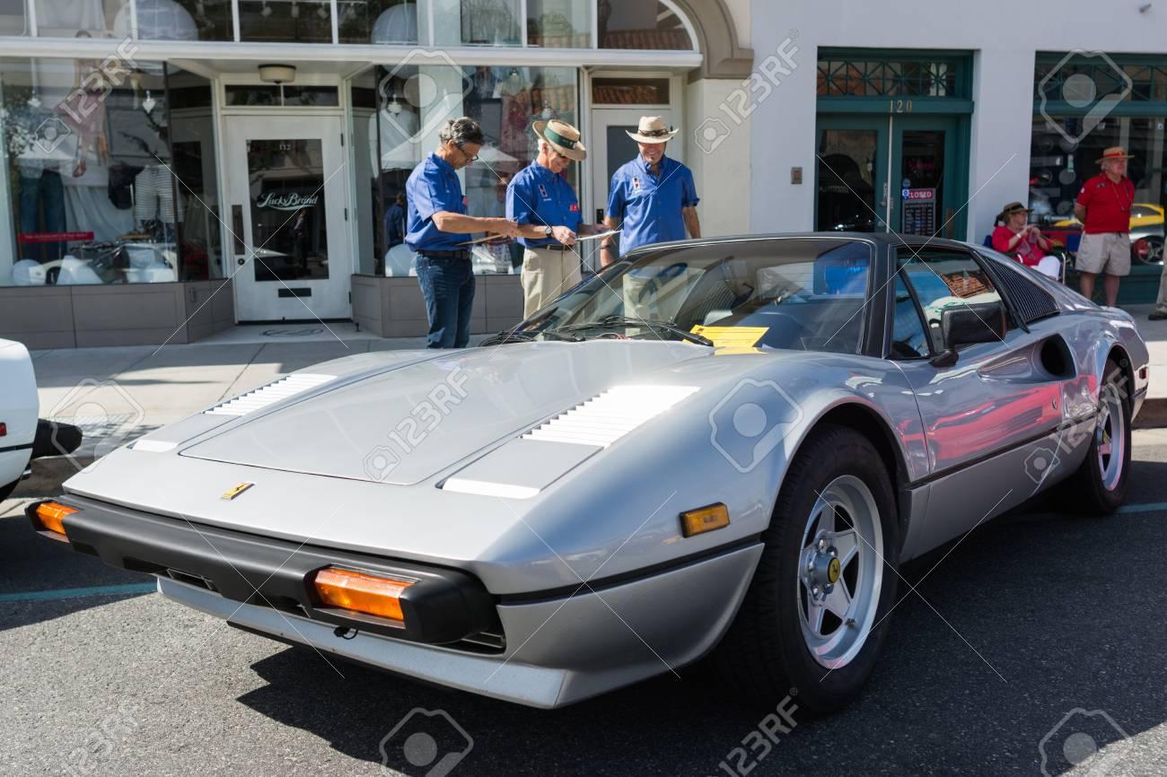 Pasadena Usa 24 April 2016 Ferrari 380 Gts Auf Anzeige Am 9 Jährlichen Concorso Ferrari Ereignis Lizenzfreie Fotos Bilder Und Stock Fotografie Image 55691411