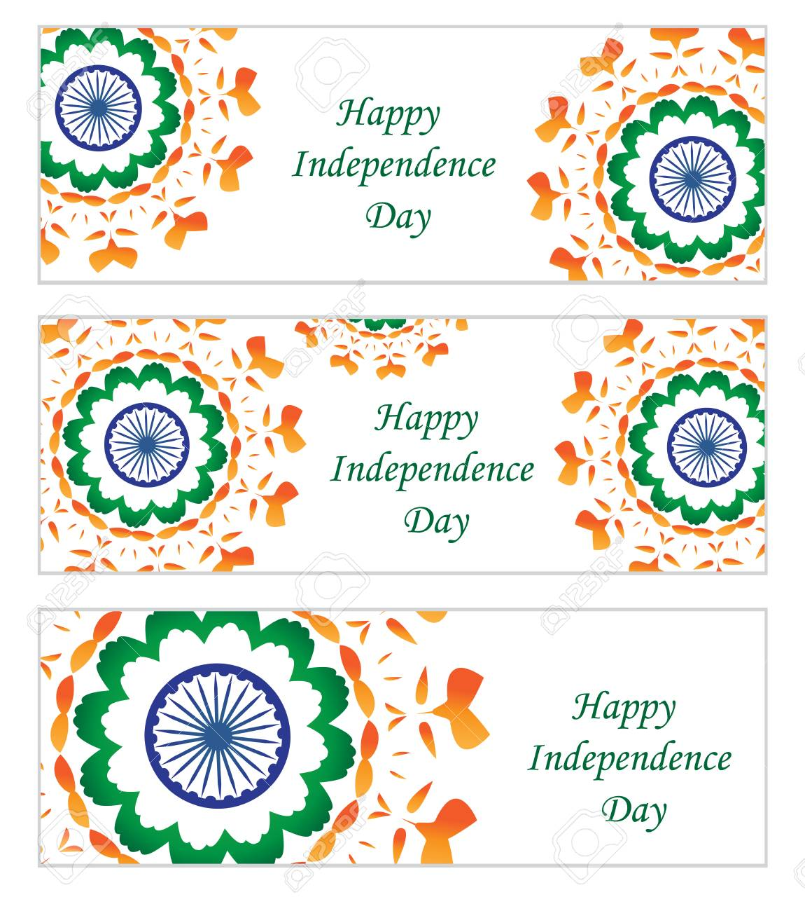 Happy India Independence Day Independence Day India Greeting