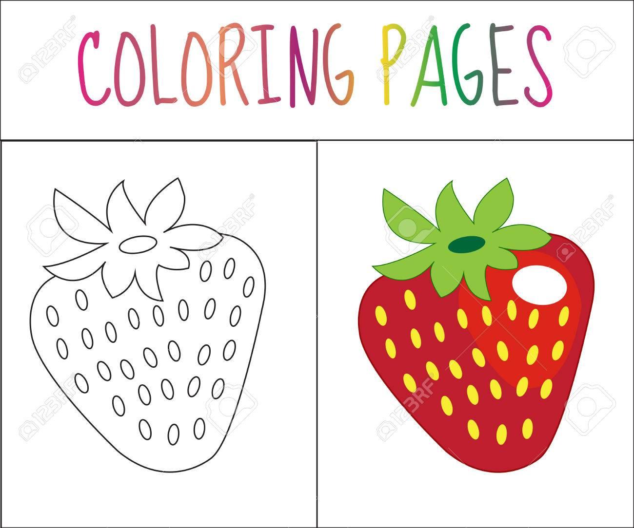 Contemporáneo Libro De Colorear De Shortcake De Fresa Inspiración ...