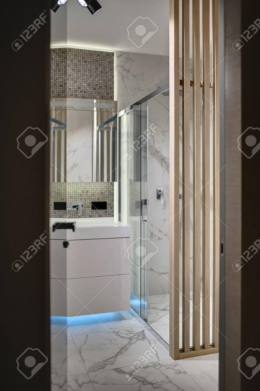 Bagni Classici Con Mosaico.Piastrelle Bagni Moderni Con Mosaico Beautiful Bagno Con Pavimento